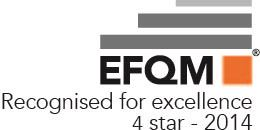 "EFQM ""Recognised for Excellence"" - ΑΙΕΝ ΑΡΙΣΤΕΥΕΙΝ"