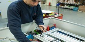 Εlectrical switchboards