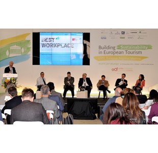 Building Sustainability in European Tourism  - 30/11/2016