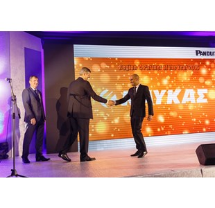 Panduit Partner of the Year 2016  - 21/03/2017